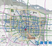 郑州火车站西广场南侧旧城改造公示 涉及多区域