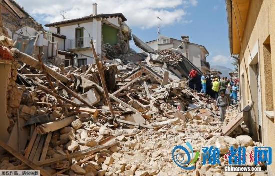 首都罗马的一些楼房持续摇晃了数十秒。地震影响区域涵盖翁布里亚、拉齐奥与马尔凯三个大区,均为旅游胜地。由于灾区大量房屋倒塌,当局警告死亡人数恐将上升,也警告可能发生余震。