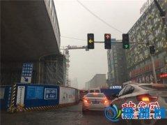 郑州农业路一段将临时封闭 涉铁段进入上部施工