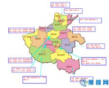河南18地市文理科第一名都是谁 这张高分地图告诉你