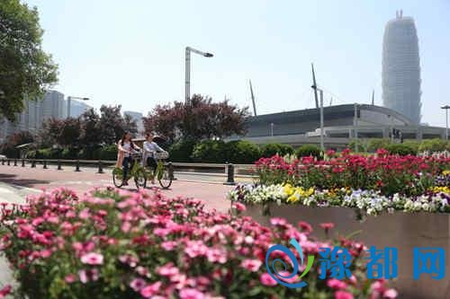 郑州302处公共自行车站点公示 来看你家附近有吗