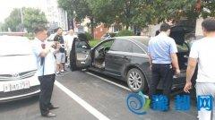 杞县法院执行局强力执行异地扣车