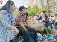 峨嵋大街街道党工委举办党员干部培训班