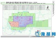 《舞阳县城市道路系统专项规划(2016-2030)》批前公示
