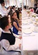 高端儿童西方礼仪培训走俏 成都孩子一天学费三四千