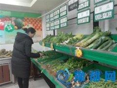许昌投入7.81亿元 打造农产品8分钟购物圈