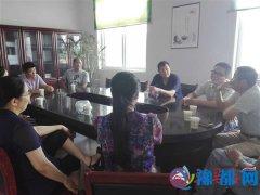 泌阳、汝南县两地食药监局开展工作经验交流