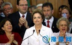 罗塞夫上诉巴西最高法院 要求终止参院罢免决定(图)