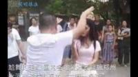 尬舞者齐聚郑州,一条街被占领,看着好尴尬啊