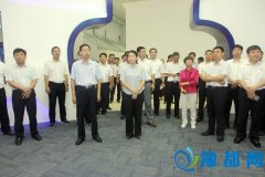 温县党政考察团赴汝州禹州考察