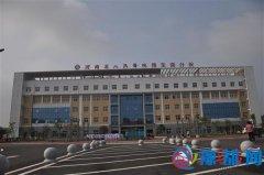 新蔡县人民医院新区医院正式开诊运营