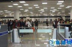 新郑机场迎春节出境游高峰 赴泰越韩最受青睐