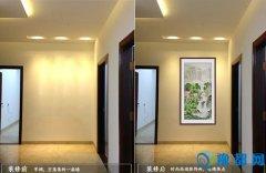 室内客厅挂什么字画 才能成就你一个邻居羡慕的家