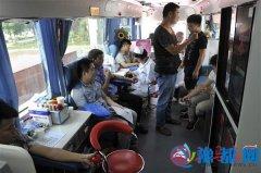 泌阳县法院开展无偿献血活动