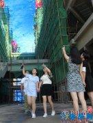 """林州市太阳国际城市广场:商业与文化旅游攀""""亲家"""""""