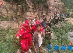 林州市:民间救援暖山城