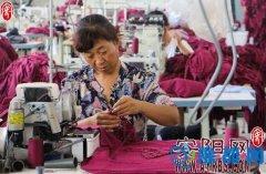 汤阴县伏道镇瀚盟制衣有限公司产品远销海外