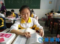 张钰潇:为梦想奋力拼搏的女孩