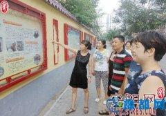 文化长廊受追捧 增进社区凝聚力