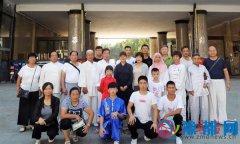 省级非遗项目《查拳》驻马店研讨会举行