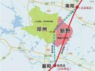 """【砥砺奋进的五年】当郑万高铁""""遇上""""南水北调"""