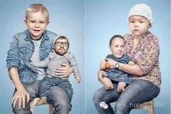 如果长大后孩子成了你,是你想要的吗?