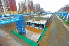 """郑州打造""""地下长城"""" 2020年实现地上无线缆"""