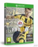 《FIFA 17》封面球星公布 德国前锋马尔科・罗伊斯当选