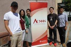 美高校迎毕业季 名校中国留学生对未来信心满满