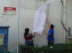 [三办]湖光苑社区开展志愿者大扫除活动