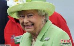 英女王亲自驾车当司机 凯特王妃坐副驾愉快相伴