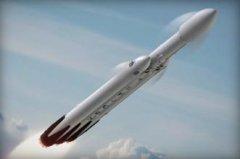 美国一发火箭遭遇不测 爆炸现场及其惨烈
