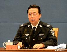 公安部副部长孟宏伟当选国际刑警组织主席