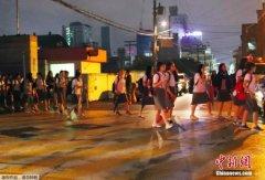 韩国地震已致至少14人受伤 民众指责政府应对不力