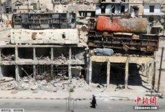 美国主导国际联军对IS进行空袭 或造成平民伤亡