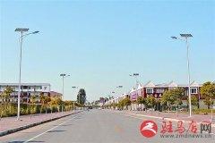 汝南县罗店镇大手笔打造滨湖生态城镇