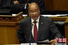 南非总统抱怨在国民议会受辱 称像作为罪犯被审