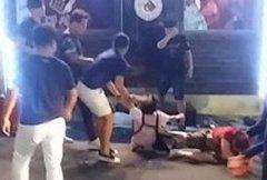 8名中国游客在韩国殴打餐馆女老板 中方回应
