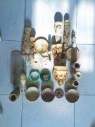 骗子向民警推销假古董被一锅端 查获180多件假古董