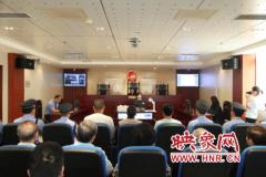 郑州高新区法院刑事案件速裁工作引最高法调研