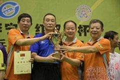 2017年中国乒乓球协会会员联赛(江西九江站)我市代表队获佳绩