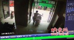 男子进小区盗窃电动车 民警发动群众合力抓获