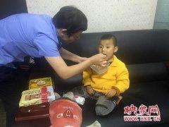 谁家4岁男孩走丢了?快一天无人领 郑州火车站寻其家人