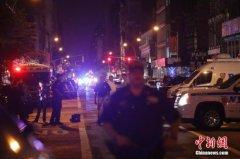 外媒:纽约爆炸案两个爆炸装置均由高压锅制成