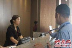郑州卫生监督部门突查酒店 监督人员看到这个举动当场发火
