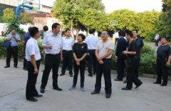全省人民监督员到区司法局参观学习