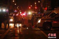 纽约州长称爆炸案为恐怖主义行为(图)