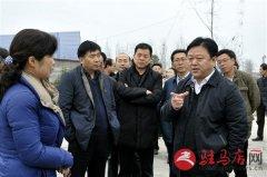 陈星深入中心城区实地查看重点城建项目
