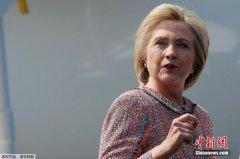 """""""神助攻"""":美国前总统老布什拟投票给希拉里"""