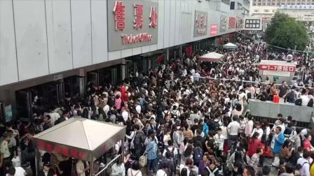 国庆郑州车站这画面, 你还坐车出游么?